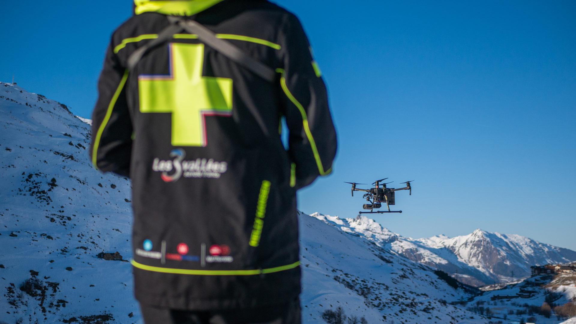 Drone SPVB - C.Ducruet - OT Val Thorens - 1